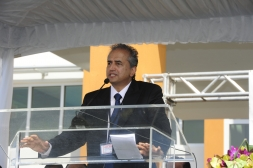 Dr Devi Shetty at Health City Cayman Islands Grand Opening