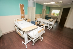 Health City double patient room