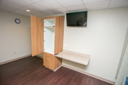 Health City patient room amenities
