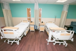 Health City Double Patient Bedroom