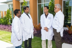 Doctors at health city cayman islands