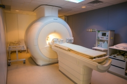 MRI machine at Health City