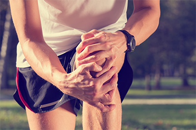 Runner Orthopaedic Knee Injury